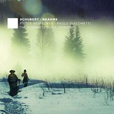 Pieter Wispelwey & Paolo Giacometti - Schubert, Brahms: The Complete Du (NEW CD)