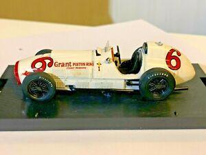 1/43 Brumm r168: Ferrari 375 F1 HP 380 - 1951 - Indianapolis -