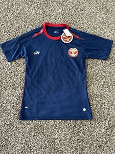 NEW National Team  Costa Rica Boys Large Soccer Jersey World Cup !!