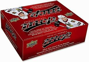 2016/17 Upper Deck MVP NHL Ice Hockey cards 36-Pack Box BRAND NEW