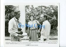 Nick Nolte Joanna Cassidy Jean-Louis Trintignant Under Fire Movie Press Photo