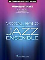 As Long As I/'m Singin/' Key Bb Vocal Solo Jazz Ensemble Series NEW 007500079
