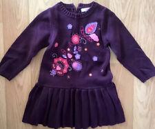 Maggie & Zoe Sweater Dress Sz 2T