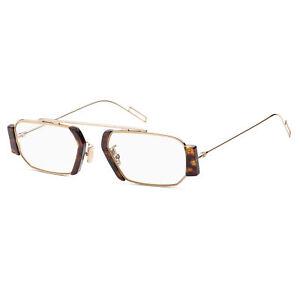 Christian Dior Men's Homme Chromas CHROMA2S-006J-J9 51mm Gold Havana Sunglasses