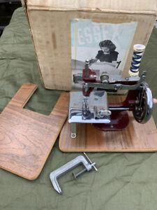 Vintage Essex Toy Sewing Machine
