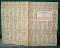 Die Bildwerke des Naumburger Doms, Insel-Bücherei Nr. 505