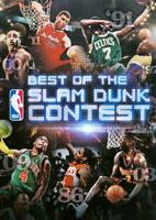 BEST OF THE NBA SLAM DUNK CONTEST NEW DVD