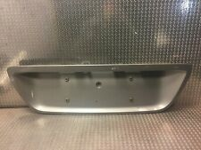 TAILGATE TRIM PANEL MERCEDES C Class W203 LICENSE NUMBER PLATE HOLDER 2037500881