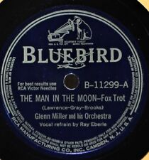 Glenn Miller Man in the Moon Bluebird 78 11299 NM Ma-Ma-Maria Dance Band 40s
