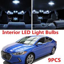 LED White Car Interior Panel Lights Dome Lamp Bulb for 2017 2018 Hyundai Elantra