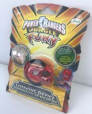SUPER RARE Power Ranger Jungle Fury Listening Device - SEALED!