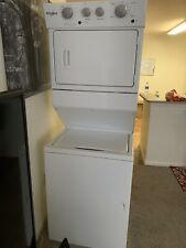 New listing whirlpool washer and dryer set