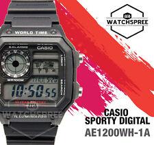 Casio Standard Digital Watch AE1200WH-1A