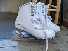 New listing Jackson Ultima 450 White Skates, Size 10 (Used)