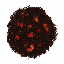 Nassim Tea Natural Raspberry Herbal Loose Tea Leaf (2 Ounces)