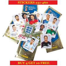 PANINI 2018 FIFA WORLD CUP RUSSIA SINGLE STICKERS (2018) BUY 4 GET 10 FREE PART2