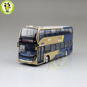 1/76 UKBUS 6519 ADL Enviro400 MMC Stagecoach Oxford Gold diecast car Bus model