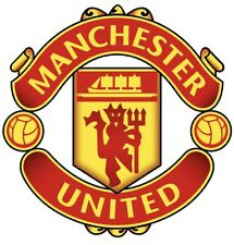 Manchester United Vinyl Sticker