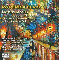 Roderick Elms: Instrumental Music (2013)CD