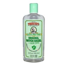 Thayers Witch Hazel with Aloe Vera, Alcohol Free, Original 12 oz