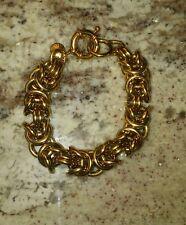 J Crew Gold Link Chain Bracelet