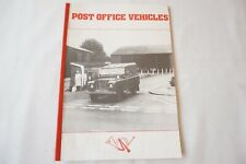 More details for 1975 post office vehicles fleet history list book royal mail