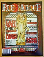 Rue Morgue magazine - Issue 135 / July 2013 - Rosalind Leigh, The Haunting