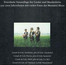 Noten Lieder BIERMÖSL BLOSN Lieder Musikstücke Bayern Politisch Satirisch Humor