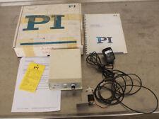 PI E-462 PICA Piezo Driver Amplifier & P-025.20H PICA Thru Ring Actuator