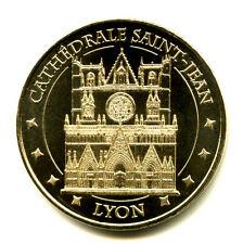 69 LYON Cathédrale Saint-Jean 2, 2018, Monnaie de Paris