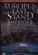 Europes Last Stand: Americas Final Warning, Part 2 (DVD, 2015)