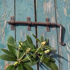 Riegel mit Falle für Gartentor, Stall Torriegel, Schubriegel Bolzenriegel