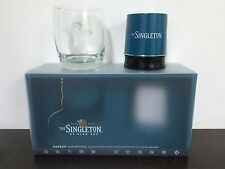 The Singleton of glenord Whisky Glass And Ice Mould New