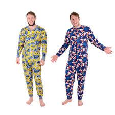 Long Sleeve Character Nightwear for Men