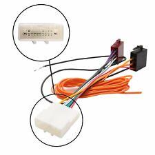 Autoradio Stereo Cablaggio ISO Connettore Adattatore Cavo per NISSAN NAVARA