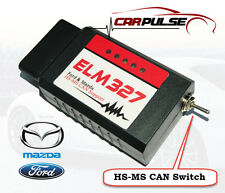 ELM327 Ralink WIFI Modified ELM 327 for ForScan MS HS CAN Ford Mazda iOS Android