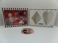 New Petite Takara Blythe Dolls Royal Pierrot & Victorian Monarch