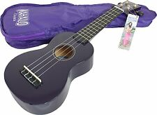 Mahalo Soprano Ukulele with Bag - Purple (LN)