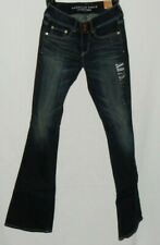 New American Eagle Outfitters Womens Jeans Artist Stretch Bootcut Size 0