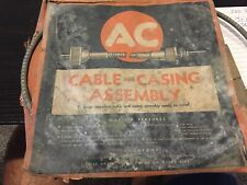 NOS SPEEDO CABLE 1937 CADILLAC,37 CHEVY TRUCKS,HUDSON 38,39,LASALLE,37,OLDS 39,4