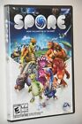 Spore Windows Mac 2008 Dvd-rom Computer Video Game W/ Manual Disc Is Excellent