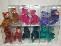 Authenticated Ty Beanie Baby Complete Original Teddy Set 3rd/2nd/1st Gen Tags!