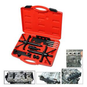 11 Pcs Einstell Werkzeug Volvo Arretier Zahnriemen Motor Einstell satz Werkzeug