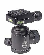 Tiltall BH-07 Reise-Kugelkopf mit Schnellkupplung (Arca-kompatibel)
