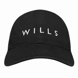 Jack Wills Womens Logo Cap Baseball Breathable Cotton Classic Panel Design Punch