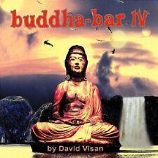 Buddha Bar IV 4       2CDs Lounge Chill & Downbeats Gotan Project Nitin Sawhney