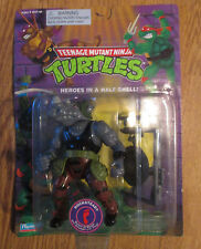 ROCKSTEADY Teenage Mutant NinjaTurtles TMNT HEROES IN A HALF-SHELL