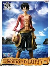 Master Stars Piece Monkey D Luffy Figure anime One Piece Banpresto official