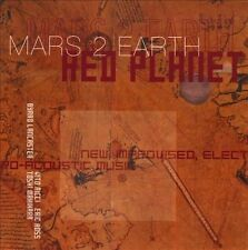Red Planet by Byard Lancaster (CD, 2001, Dreambox Media) NEW