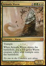 1x Armada Wurm Return to Ravnica MtG Magic Gold Mythic Rare 1 x1 Card Cards